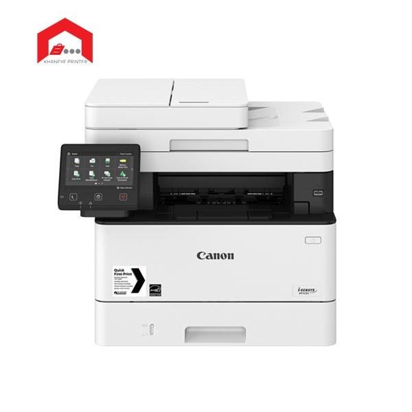 تصویر پرینتر چندکاره لیزری کانن مدل Canon i-SENSYS MF428x Canon i-SENSYS MF428x Multifunction Laser Printer