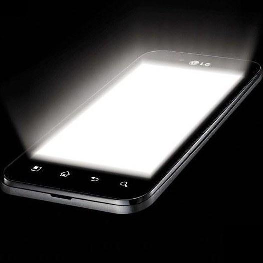 img گوشي موبايل ال جي اپتيموس بلک پي 970 LG Optimus Black P970