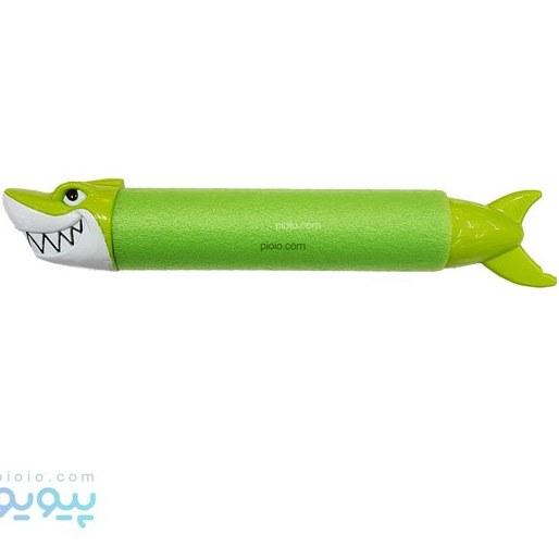 تصویر تفنگ آبپاش سبز مدل کوسه YT539A