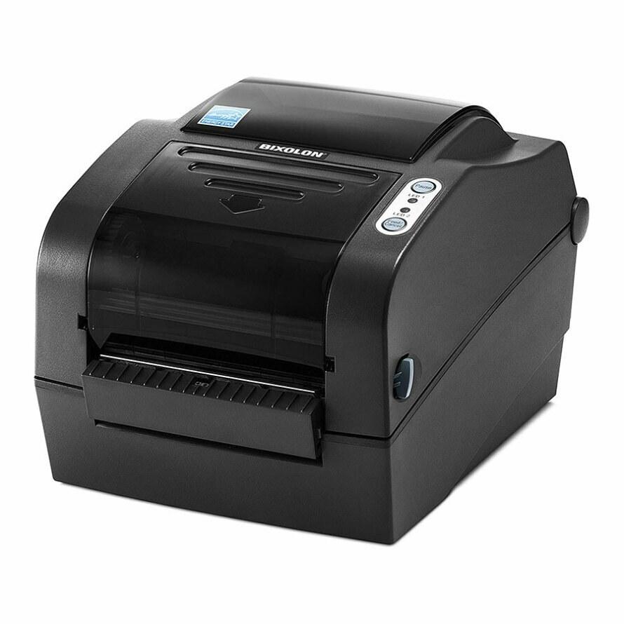 تصویر پرینتر لیبل زن بیکسولون مدل SLP-TX423 Bixolon SLP-TX423 Label Printer