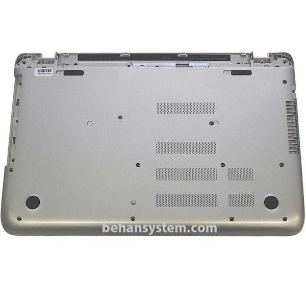 تصویر قاب کف لپ تاپ HP مدل Pavilion 15-P