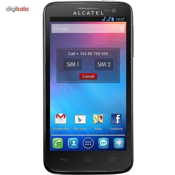 تصویر گوشی آلکاتل وان تاچ اسنپ 7025D | ظرفیت 4 گیگابایت Alcatel One Touch Snap 7025D | 4GB