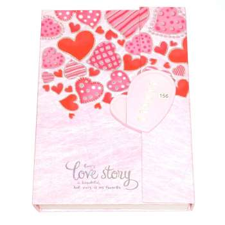 دفتر خاطرات طرح Love Story |