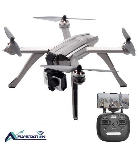 کوادکوپتر دوربین دار mjx Bugs 3 Pro دارای GPS |
