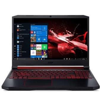 عکس لپ تاپ ایسر مدل نیترو 5 AN515-54-74E1 Acer Nitro 5 AN515-54-74E1 i7 9750H 24GB 1TB SSD 6GB FHD Laptop لپ-تاپ-ایسر-مدل-نیترو-5-an515-54-74e1