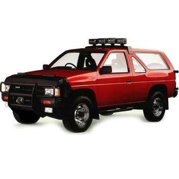 خودرو نیسان Pathfinder دنده ای سال 1991 | Nissan SUV Pathfinder 1991 MT