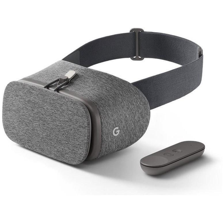 تصویر هدست واقعيت مجازي گوگل مدل Daydream VR ا Google Daydream VR Headset Google Daydream VR Headset