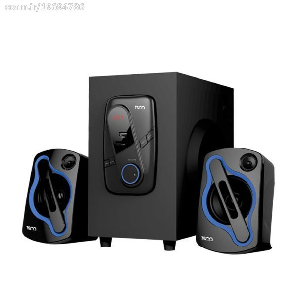 تصویر اسپیکر دسکتاپ مدل TS 2189 تسکو Tesco TS 2189 Desktop Speaker