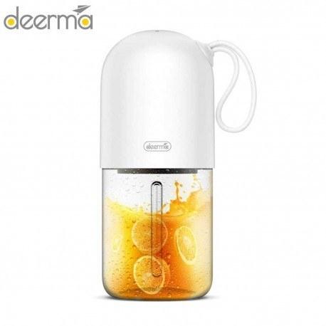 main images جام و میکسر میوه شیائومی مدل NU11 Xiaomi Deerma NU11 Juice Cup Portable Juice Blender