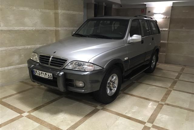 تصویر خودرو سانگ یانگ، موسو، 3200، 1382