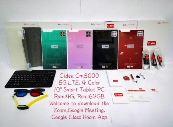 تصویر تبلت  مدل cidea cm5000