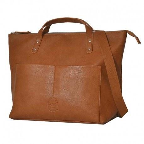 کوله پشتی و کیف لوازم مادر و نوزاد پکاپد مدلPacapod saunton tan |