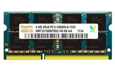تصویر رم لپ تاپ کینگستون 8GB DDR3 1333 RAM Laptop KINGSTONE