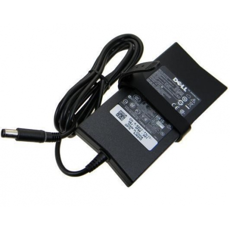 آداپتور لپ تاپ دل اسلیم Adaptor Laptop Dell Slim 19.5V 4.62A