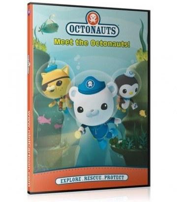 تصویر کارتون هشتپانوردها (اختانوردها) - The Octonauts