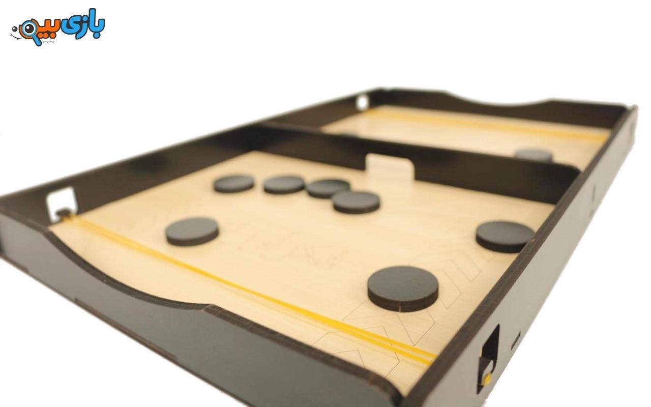 بازی شوتبال فکرآوران