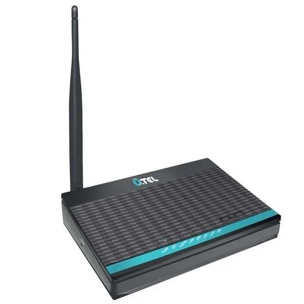 تصویر مودم روتر یوتل U.TEL A154 ADSL2 Plus