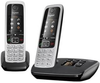 گوشی تلفن بی سیم گیگاست مدل C۴۳۰A