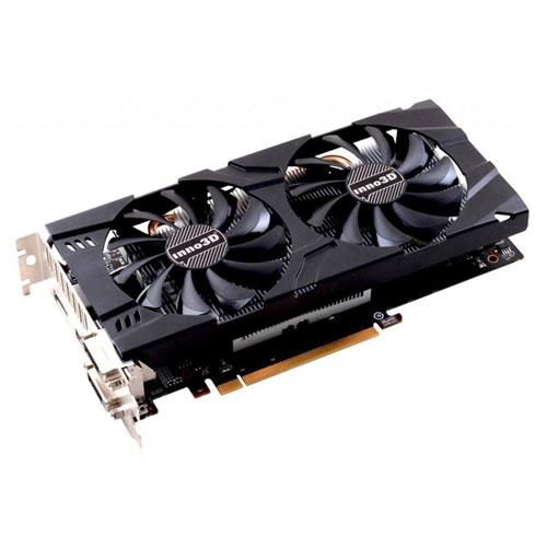 کارت گرافیک اینوتریدی مدل GEFORCE GTX 1060 6GB X2 | INNO3D GEFORCE GTX 1060 6GB X2 Graphics Card