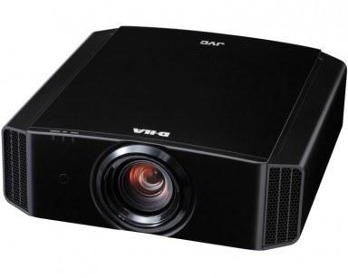 تصویر ویدئو پروژکتور جی وی سی JVC DLA-X550R : خانگی، 3D، روشنایی 1700 لومنز، رزولوشن 1920x1080 4K enhanced HD