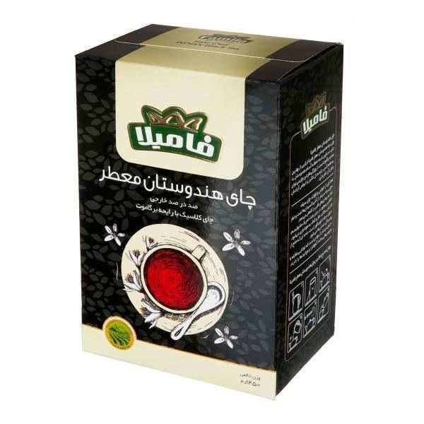 تصویر چای سیاه معطر فامیلا – ۴۵۰ گرم ۶۲۶۲۷۵۸۲۰۰۳۸۳