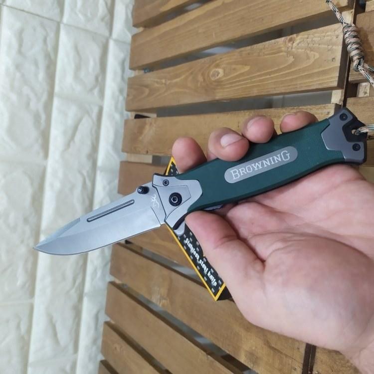 تصویر چاقو سفری برونینگ مدل FA38