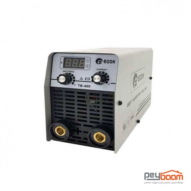 تصویر دستگاه جوش اینورتر ادون مدل EDON TB-400 EDON Inverter Welding Machine Model EDON TB-400