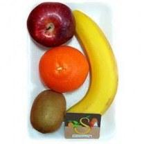 پک میوه 2 + چاقو و دستمال |