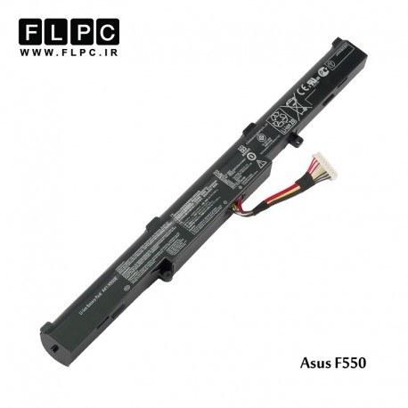 تصویر باطری لپ تاپ ایسوس Asus F550 Laptop Battery _4cell داخلی