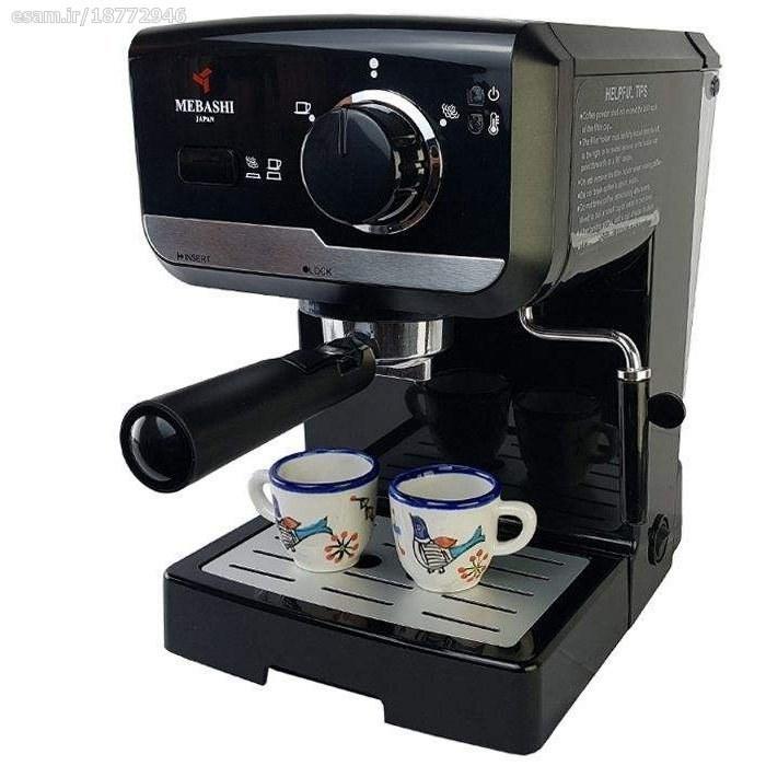 عکس اسپرسوساز مباشی مدل MEBASHI ECM2013 Mebashi ECM2013 Espresso maker اسپرسوساز-مباشی-مدل-mebashi-ecm2013