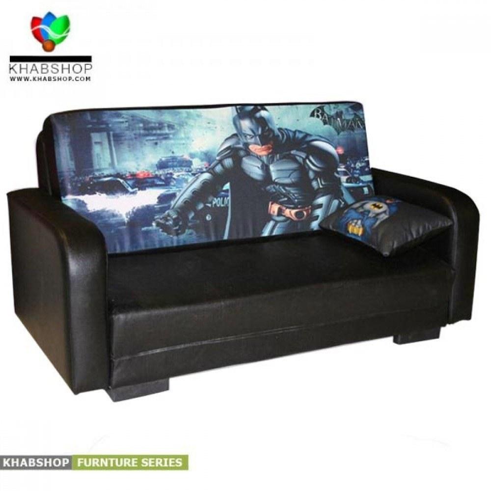 کاناپه و مبل تخت خواب شو کودک و نوجوان کد 5105 |