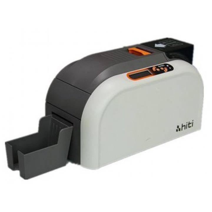 تصویر پرینتر چاپ کارت PVC هایتی CS-200e Card Printer