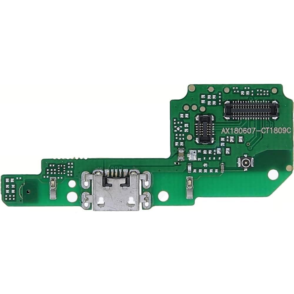 image برد شارژ و فلت شارژ شیائومی Xiaomi Redmi 6/6A Charging Board For Xiaomi Redmi 6/6A
