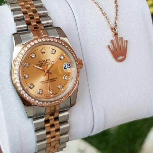 ساعت رولکس زنانه |