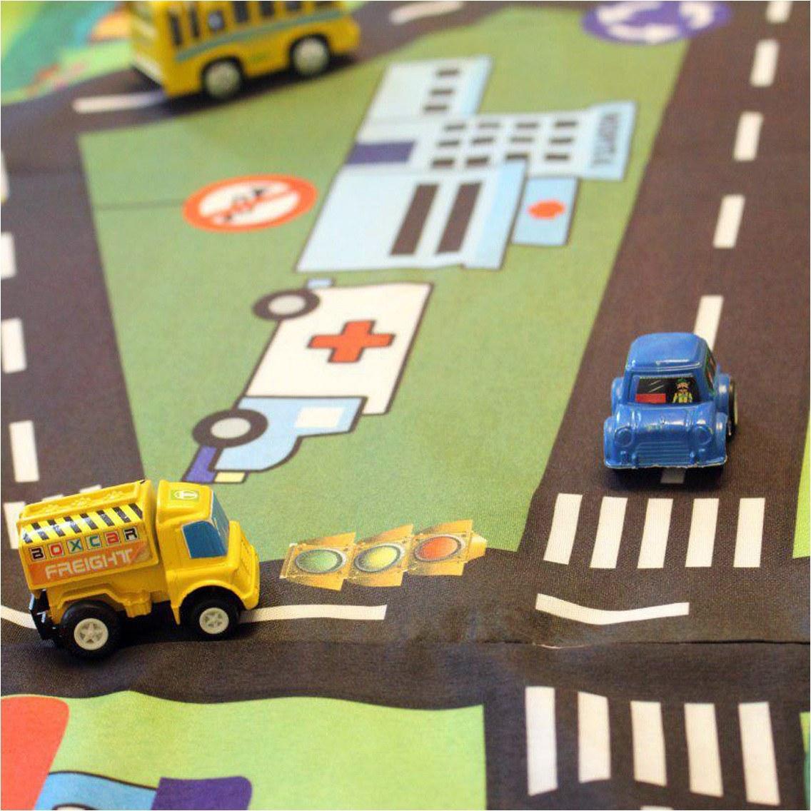 بازی فکری ام دی تویز MD Toys Intellectual Game Model Map City