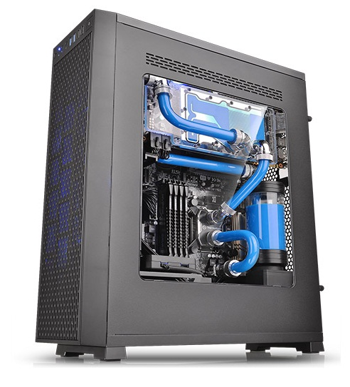 main images کیس گیمینگ باریک ترمالتیک مدل Core G۳ Thermaltake Core G3 Gaming Slim ATX Case