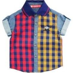 تصویر پیراهن آستین کوتاه پسرانه کیدزپلنت مدل 2679S-51