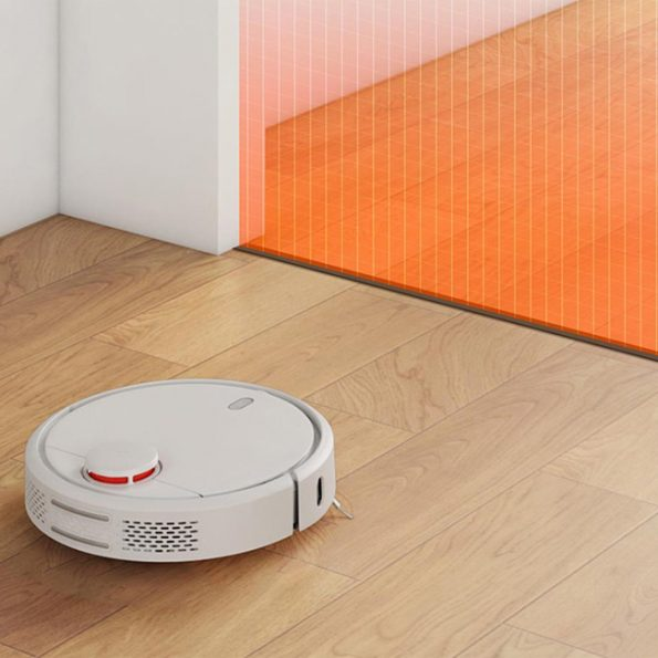 دیوار مجازی جاروبرقی رباتیک شیائومی vacuum cleaner virtual wall