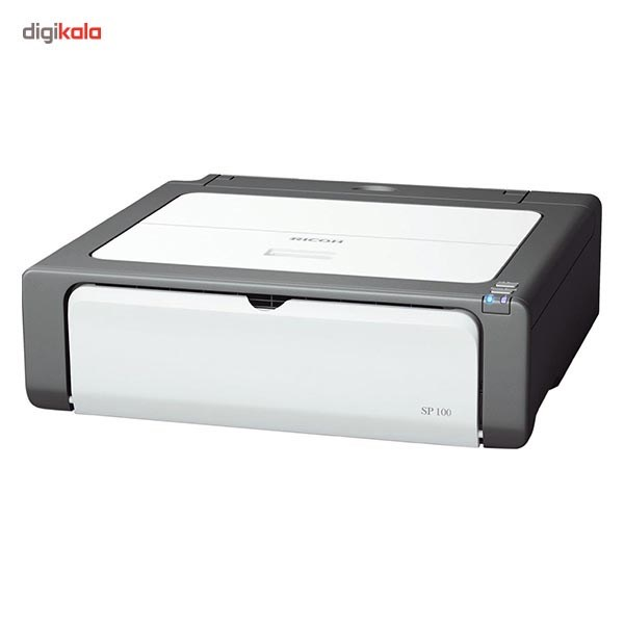 img پرينتر ليزري ريکو مدل Aficio SP 100 Ricoh Aficio SP 100 Laser Printer