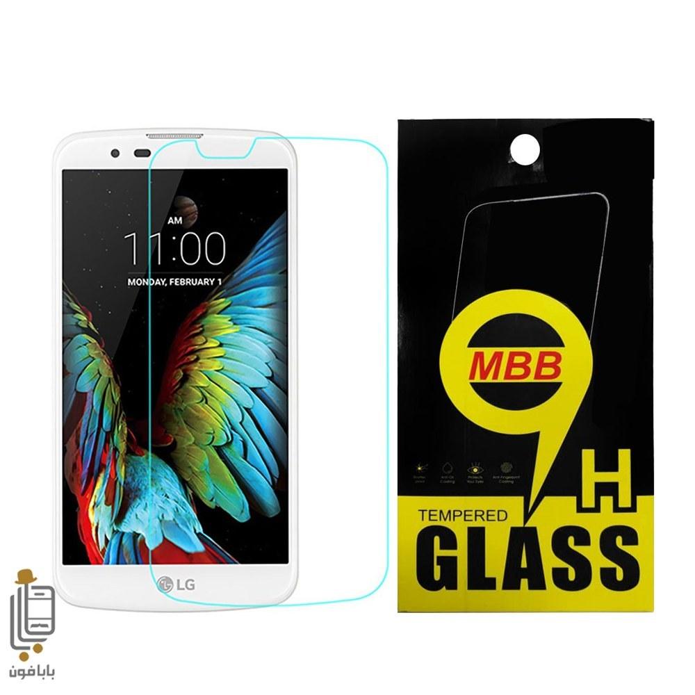 تصویر محافظ صفحه نمایش گوشی ال جی LG K10