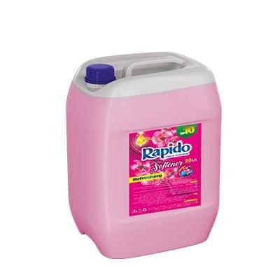 راپیدو مایع نرم کننده لباس 10 لیتری گالنی