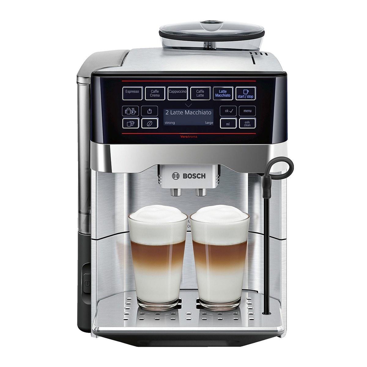 تصویر اسپرسوساز بوش مدل BOSCH TES60729RW BOSCH Espresso Maker TES60729RW