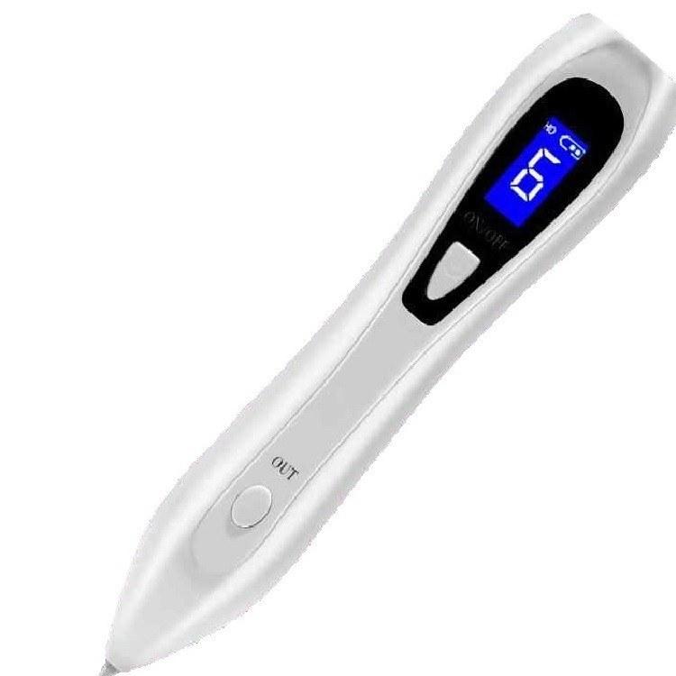تصویر دستگاه بیوتی پن 6 قدرته دیجیتالی spot removal pen ا spot removal beauty pen 6 Strength Level spot removal beauty pen 6 Strength Level