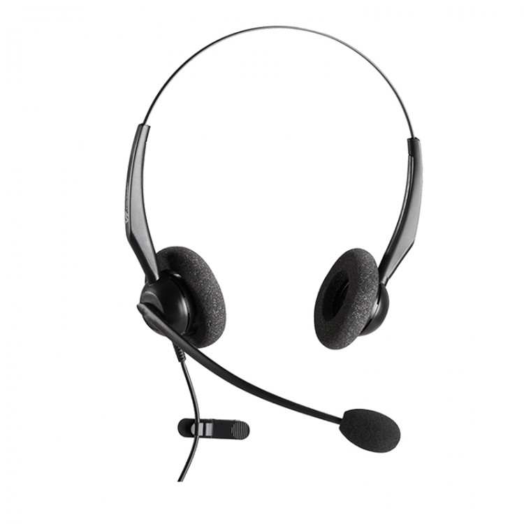 تصویر VT2000 NC DUO Headset وی تی قیمت   به شرط خرید تیمی