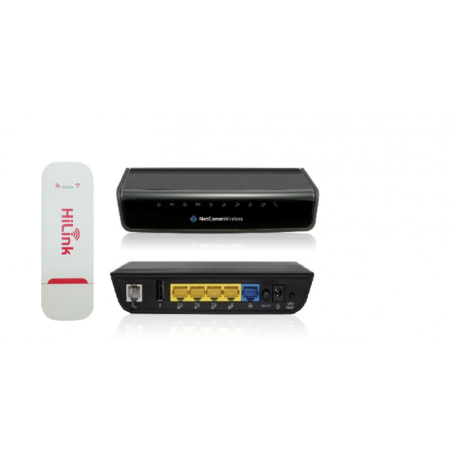 تصویر HW372 4G wireless modem with NF5 router