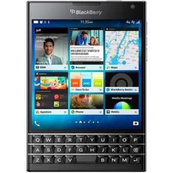 BlackBerry Passport | 32GB | گوشی بلک بری پاسپورت | ظرفیت 32 گیگابایت
