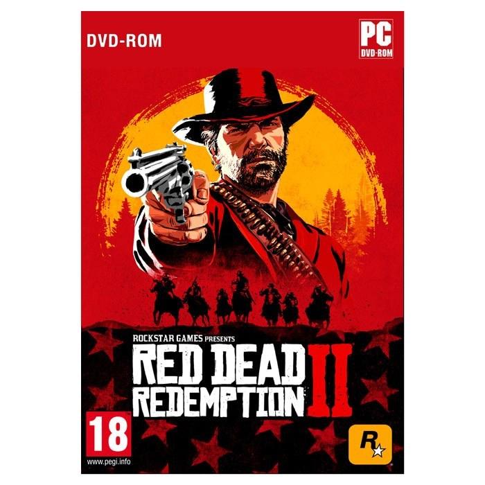 تصویر بازی Red Dead Redemption 2 مخصوص کامپیوتر Red Dead Redemption 2 Pc Game