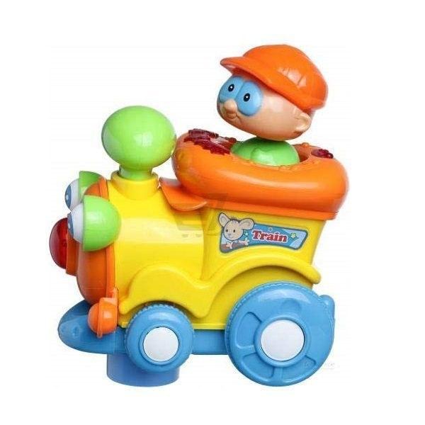 اسباب بازی پسرک قطار سوار cool train