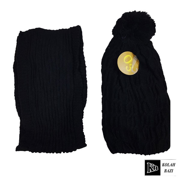 main images شال و کلاه بافت مدل shk68 Textured scarf and hat shk68