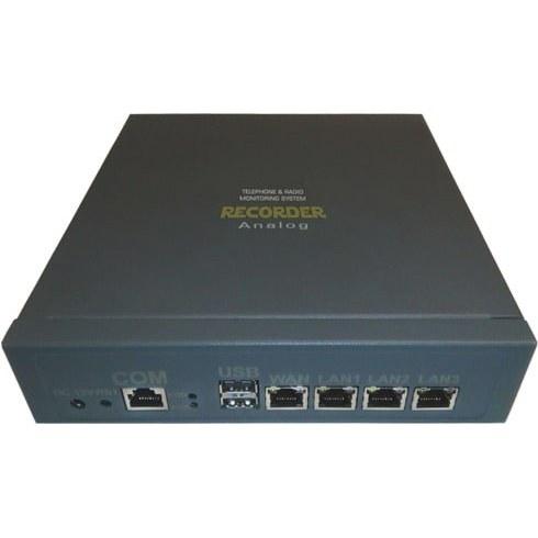 تصویر دستگاه ضبط مکالماتسیپ ترانک 30 تا 120 خط - ST